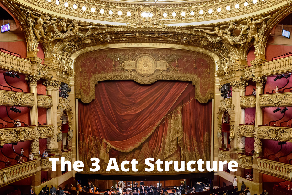 3 Act Structure and the Hero's Journey in Novels and Movies-featured image