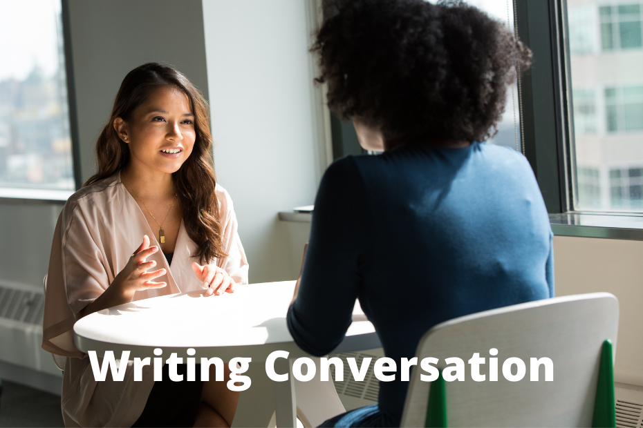How To Write Dialogue Between Two Characters_featured image