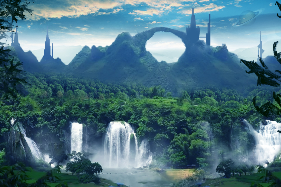 Writing A Fantasy Story - Fantasy World Building_featured image